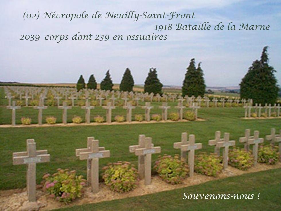 Nécropole de Neuilly-Saint-Front (02)