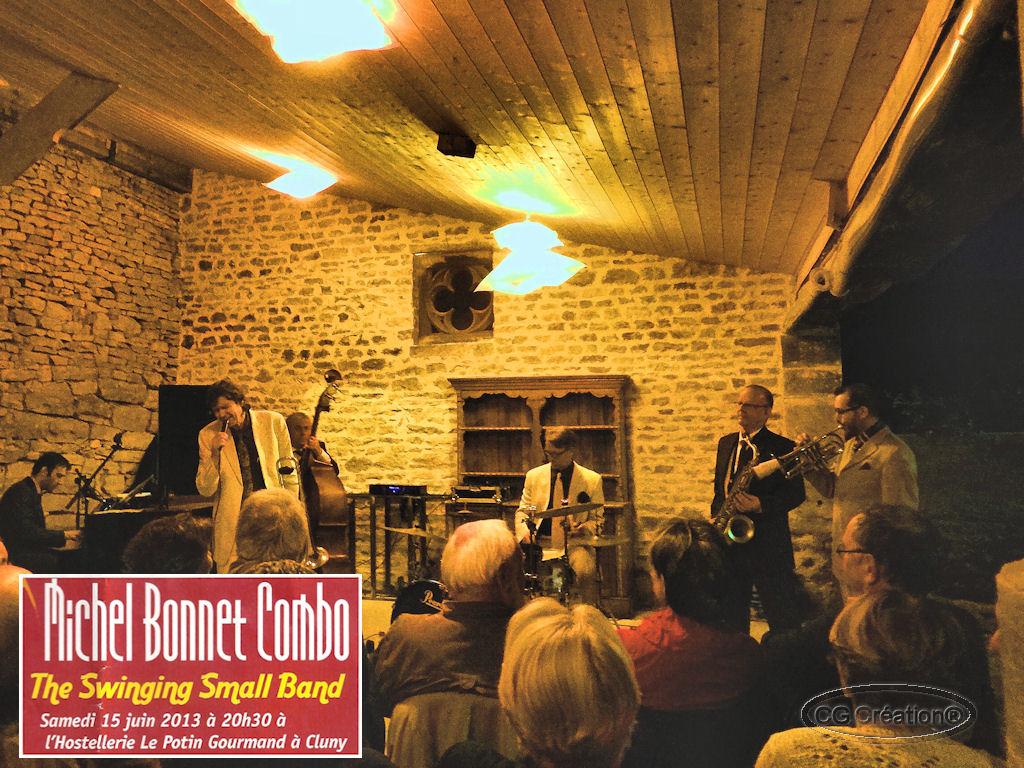 Jazz à Cluny : sur le chemin de notre villégiature ...