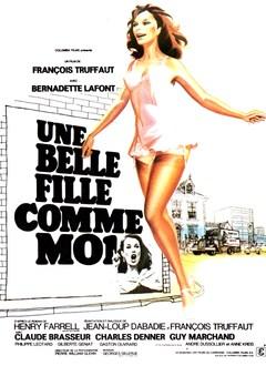 UNE BELLE FILLE COMME MOI - AFFICHE FRANCAISE