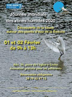 • Journée mondiale des zones humides 2020