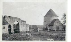 LES REMPARTS DE CUY-SAINT-FIACRE (Seine-Maritime)