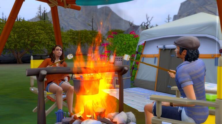Episode 1 : Camping