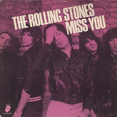 496 Miss you - The Rolling Stones