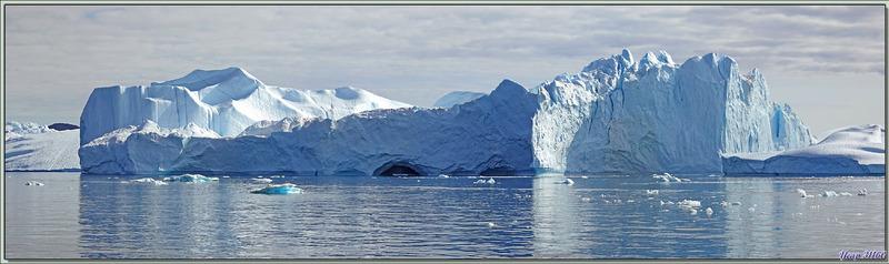 Un petit dernier avant le retour vers Ilulissat - Baie de Disko - Groenland