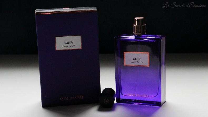 Cuir de Molinard [Concours]