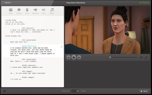 PLOTAGON : transformer un script en film d'animation