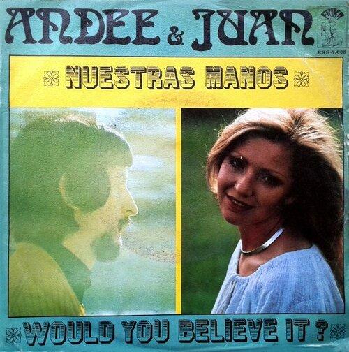 Andee & Juan - Nuestras Manos