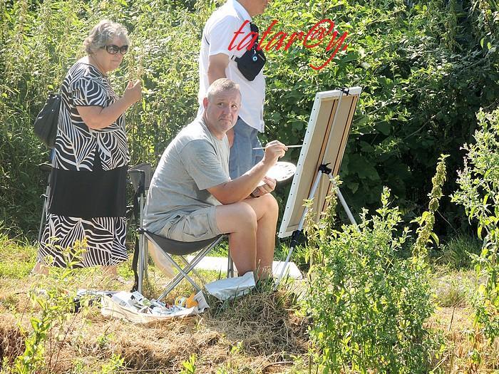 Festival de peintures. Magné (79)
