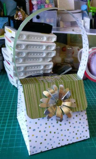 atelier chez Odette : les cadeaux !