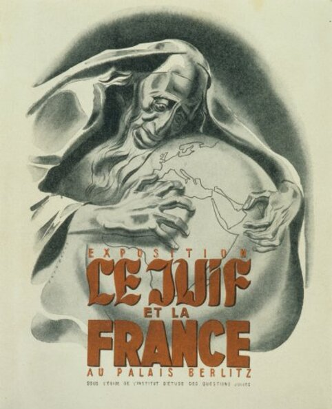 La propagande discutable de Vichy