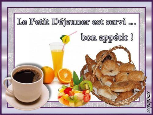 ᐅ 10 Petit déjeuner images, photos et illustrations pour facebook -  BonnesImages | Bon appétit, Petit déjeuner, Alimentation