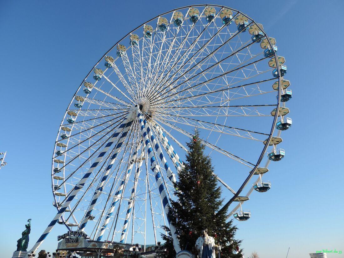 Arcachon et sa grande roue