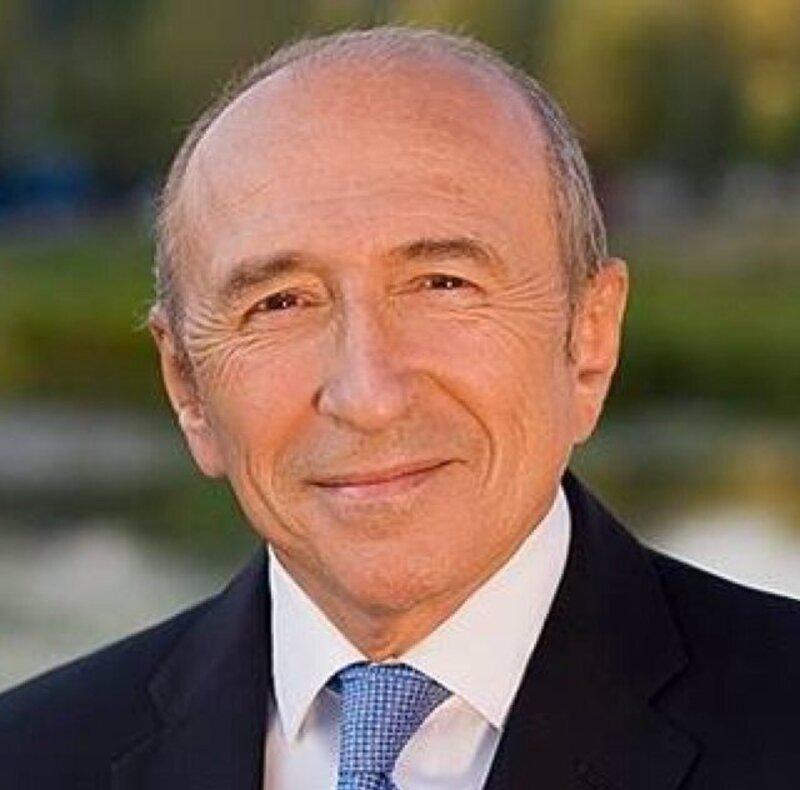 Un certain maire de Lyon, mais aussi sénateur et président  de la métropole de Lyon