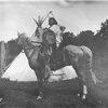 Tsen-Tainte (aka White Horse) - Kiowa - 1892