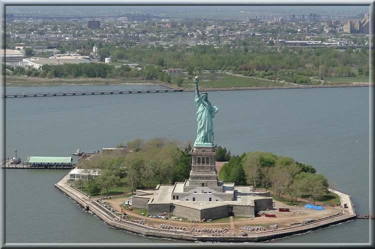 28 octobre 1886 : inauguration de la statue de la Liberté à New-York