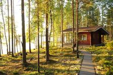 Le mokki, chalet d'été finlandais ...