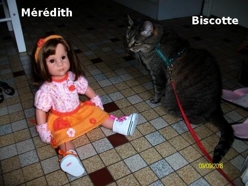 Mérédith visite Suzy !