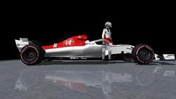 Alfa Romeo Sauber F1 TEAM - C37 / Charles Leclerc