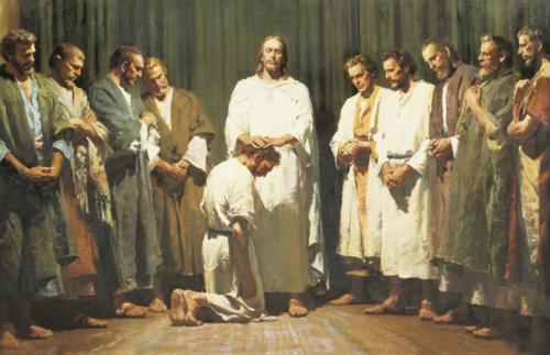 Les prophètes et les apôtres
