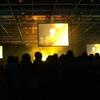 La grande salle ( défilé, concert... )