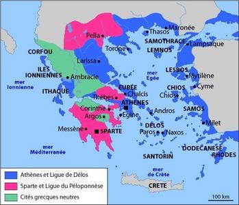Et les grecs chutèrent...
