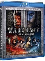 [Blu-ray 3D] Warcraft: Le commencement