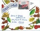 """Animation d'ateliers d' """"Art Postal"""" en centre de vacances pour les seniors"""