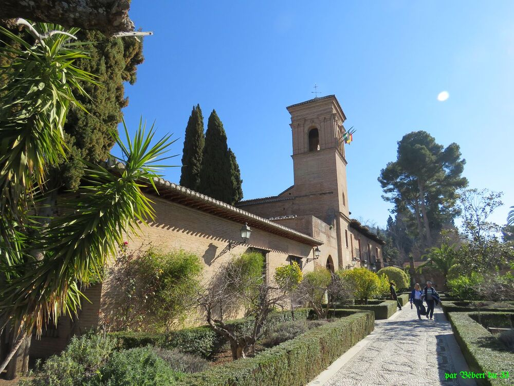 Granada en Espagne