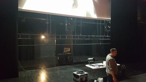 CM2 c  Dans les coulisses du théâtre Georges Simenon