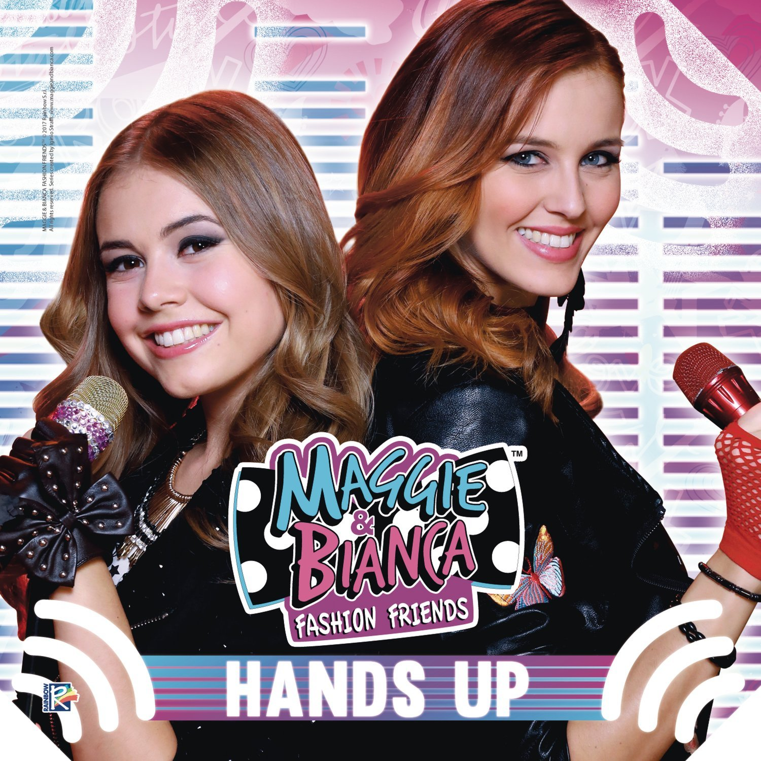 Maggie & Bianca : Hands Up : Le nouvel album !