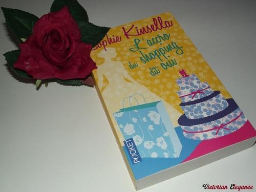 """L'accro au shopping dit oui"" - Sophie Kinsella"