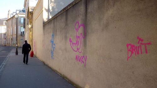 """""""L'art dans la rue"""" ou """"street art"""""""