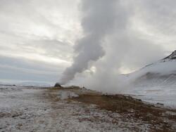 27 octobre, Goðafoss et Mývatn