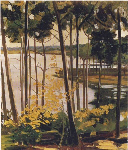 https://uploads4.wikiart.org/images/winston-churchill/mimizan-lake(1).jpg!Large.jpg
