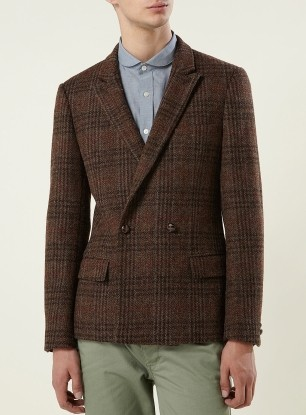 topman veste tweed