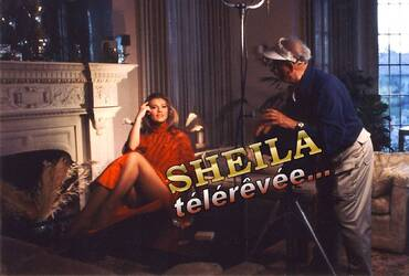 Mai 1978 : Sheila, Star à Hollywood