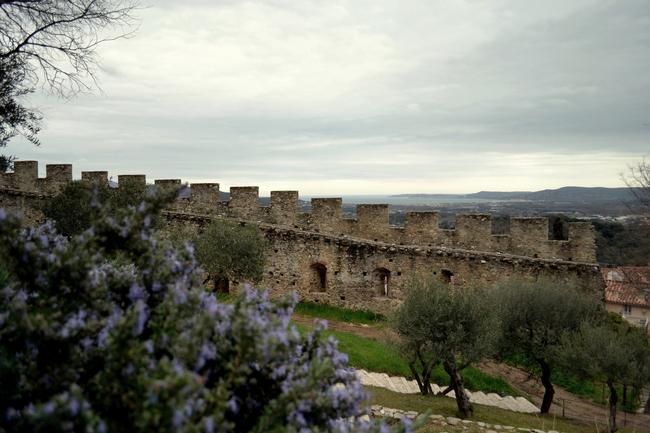 2014.03.22 Grimaud (Var, Provence Alpes Côte d'Azur)