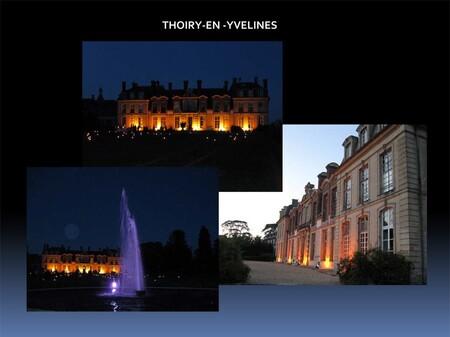 Illuminations pour les journées du patrimoine 2010