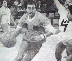 BARKA Fayçal le meneur du MCA