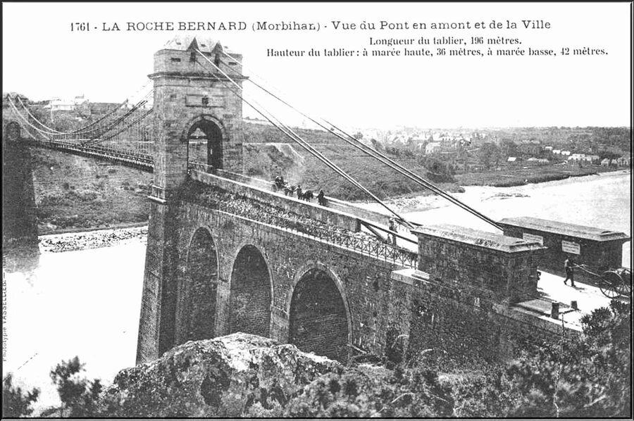 « La Roche-Bernard »