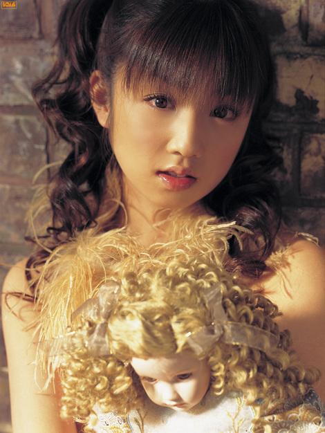 WEB Gravure : ( [Bomb.tv] - | 2006.03 | Yuko Ogura/小倉優子 )