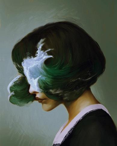 Portraits surréalistes ...
