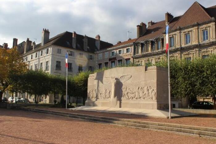 La commémoration du 5 décembre a été   un fiasco...  A Chalon-sur-Saône comme partout en France l'OAS a été occultée