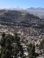 De La Paz à l'Amazonie, -4000m !