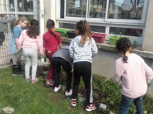 les petits jardiniers de Jean Moulin