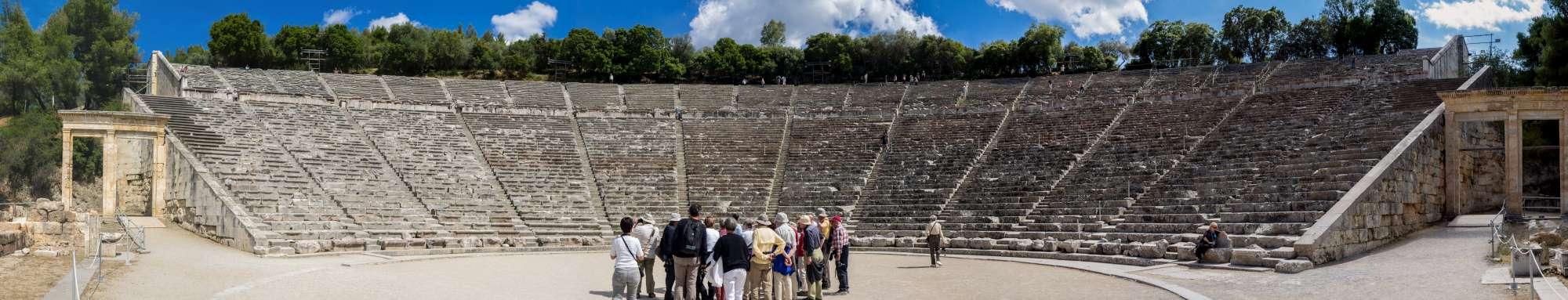 Théâtre d' 'Epidaure