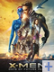x men days of future past affiche