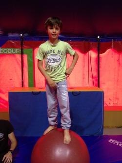 Journée au cirque