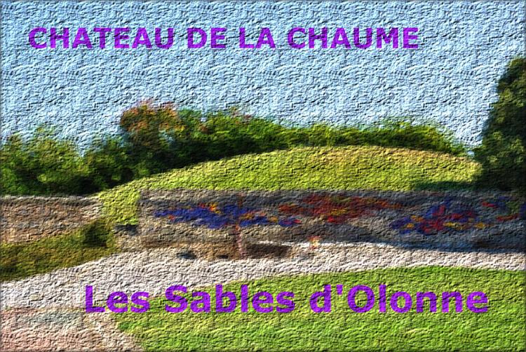 Château de La Chaume