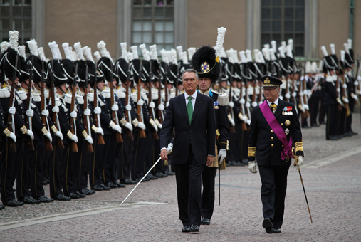 Le président du Portugal